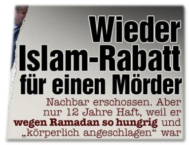 islam hetze