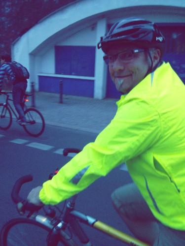 Andreas, Friedensaktivist und Diakon aus Berlin